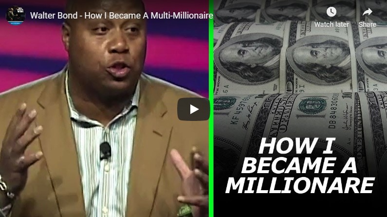 How I Became A Multi-Millionaire