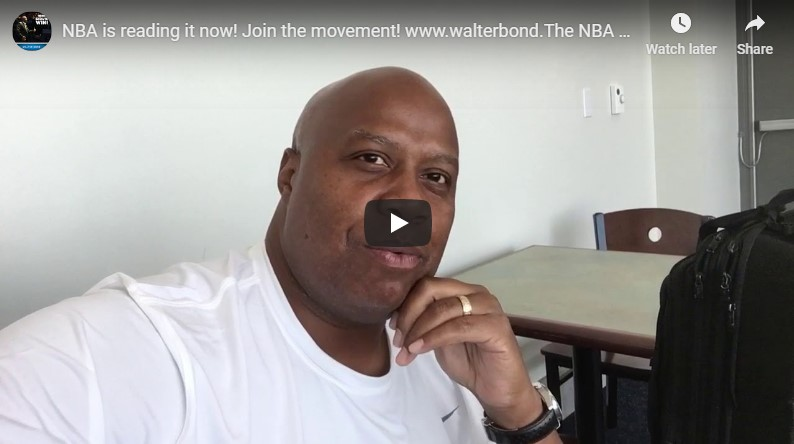NBA is reading it now! Join the movement! The NBA now knows that All Buts Stink!