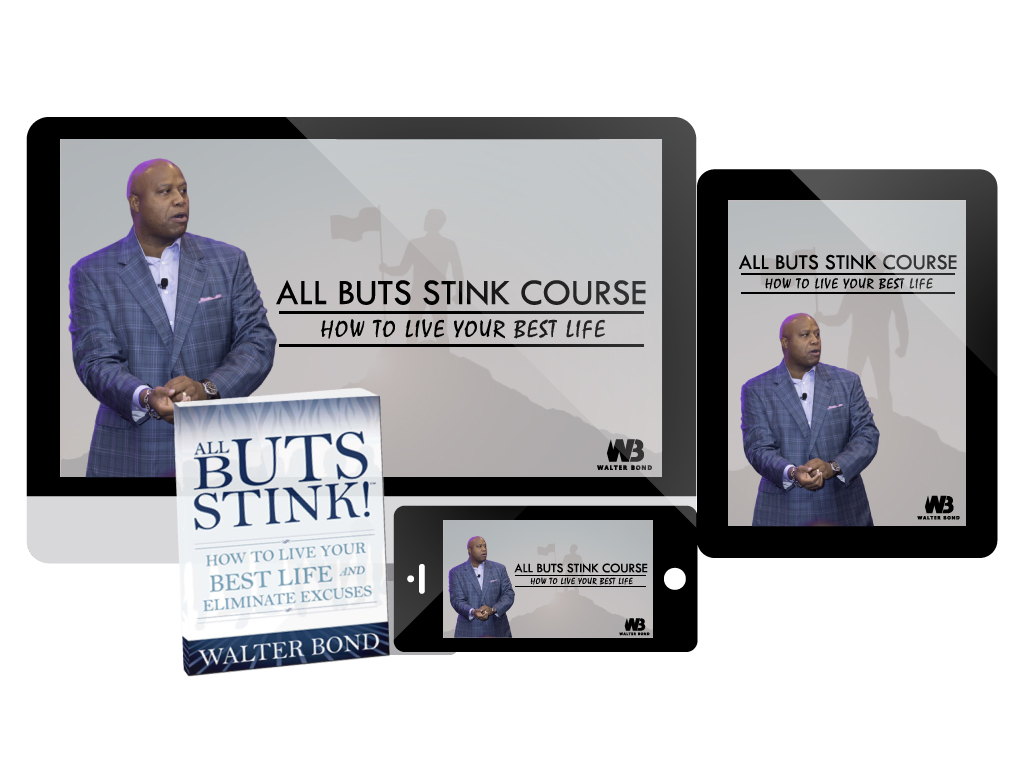 all but stinks no more excuses course