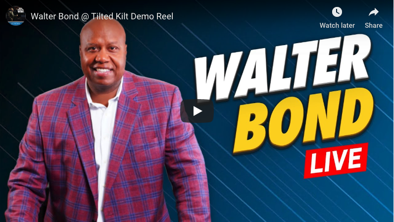 Walter Bond @ Tilted Kilt Demo Reel